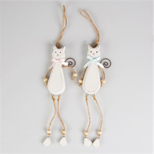 mr and mrs cat decoration
