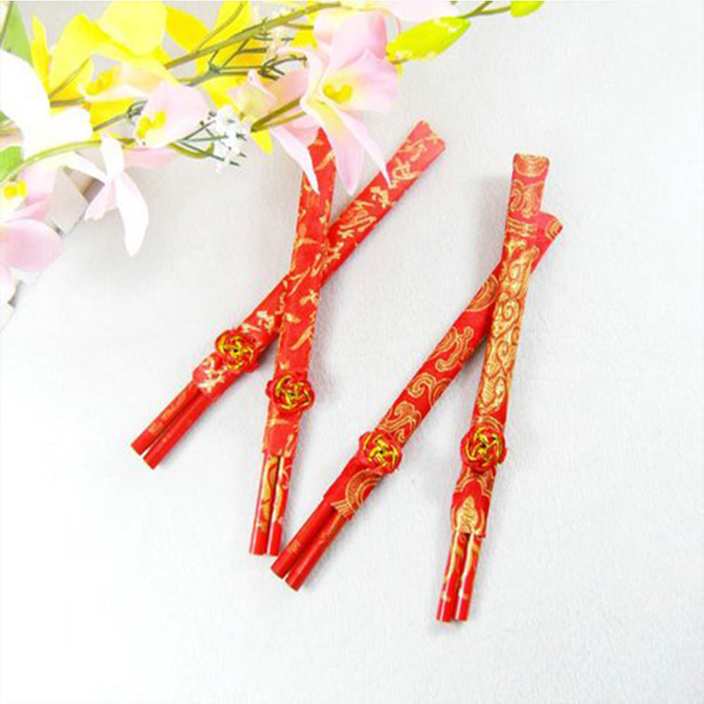 Chinese Chopstick Wedding Favours