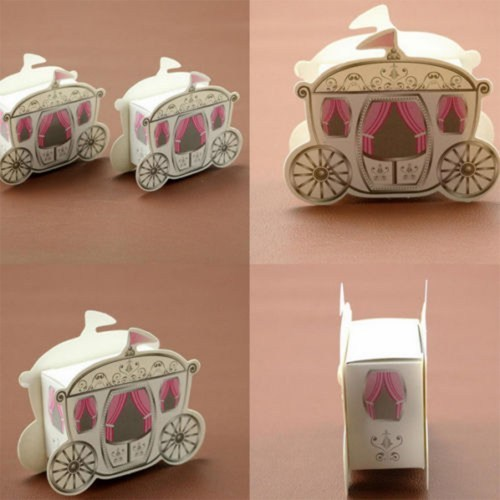 Cinderella Carriage Boxes ( Set of 25)_500x500