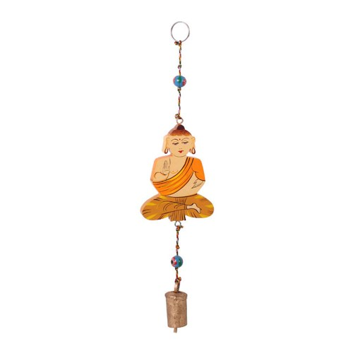 Buddha Chime With Bell
