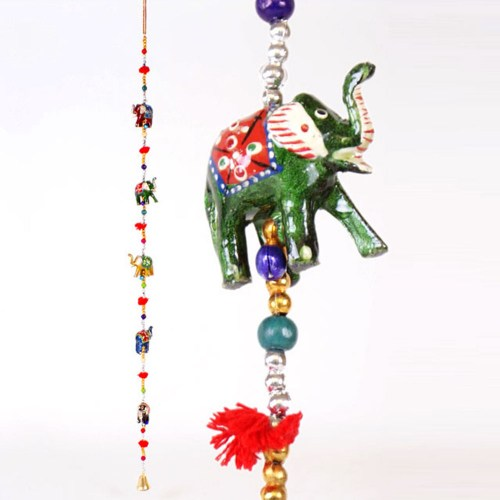 Indian Elephant Chime 5 piece