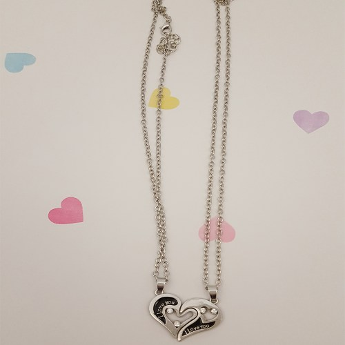 I Love You Necklace Pendants