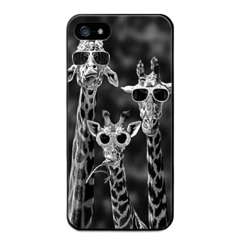 Iphone 6 case giraffe sunglasses_500x500
