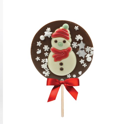 SNOWMANLOLLY