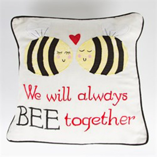 we will always bee cushion